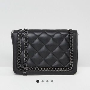ASOS Black back with Chains